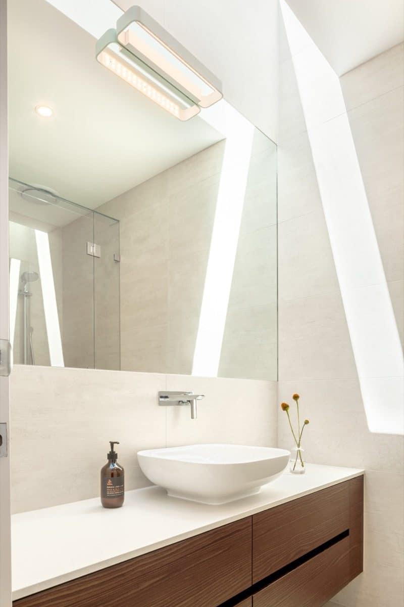 Precision Shower Screens Custom Mirror